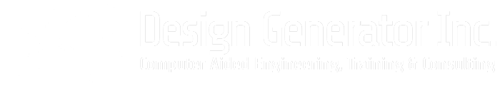 Design Generator Inc, Computer Aided Engineering, Training & Consulting